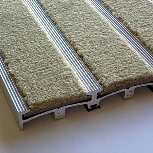 Birrus 16mm Ultramat c/w Cut Pile Carpet Inserts