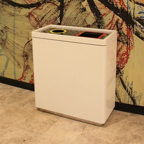 AMPS-88713 Dual Bin Recycle Station