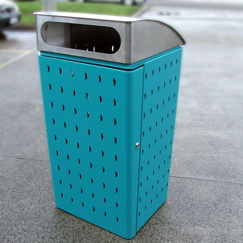 AMPS-88587 Wheeled Bin Enclosure