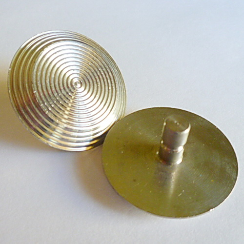 AMPS-Type 8PP Stainless Steel Tactile Stud