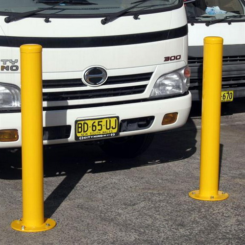 AMPS-B090 Safety Bollard