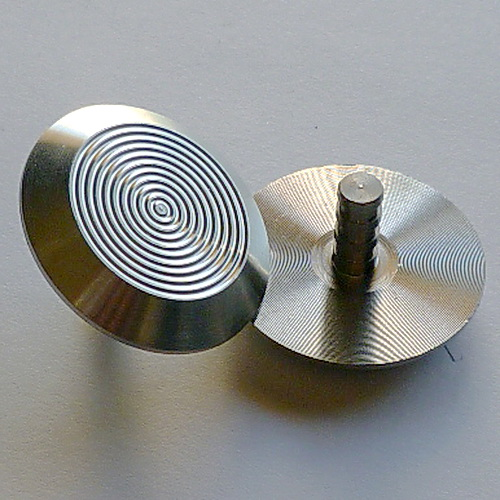 AMPS-Type 1-12PP Stainless Steel Tactile Stud
