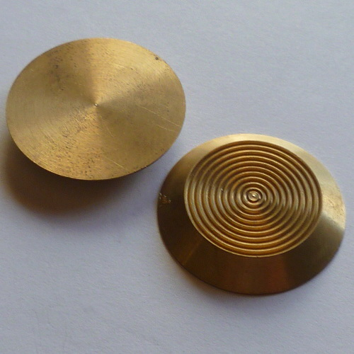 AMPS-Type 2FB Brass Tactile Studs