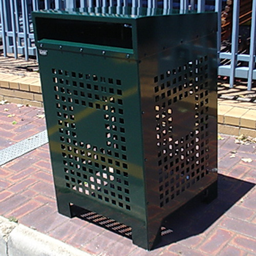 AMPS-Mildura Wheeled Bin Enclosure