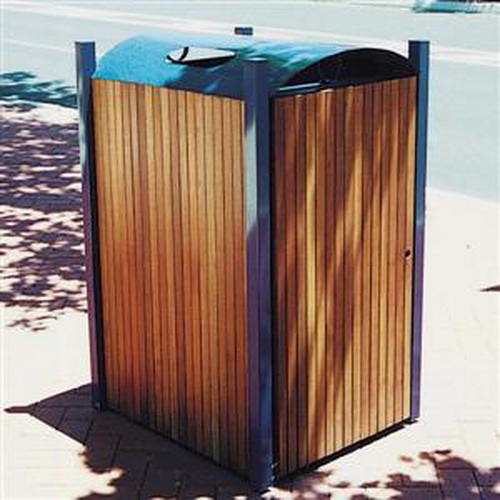 AMPS-SM1020TC Belmont Wheeled Bin Enclosure