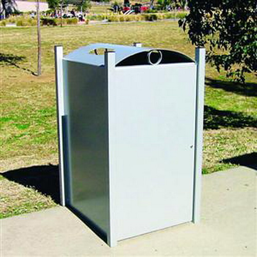 AMPS-SM1010 Belmont Wheeled Bin Enclosure