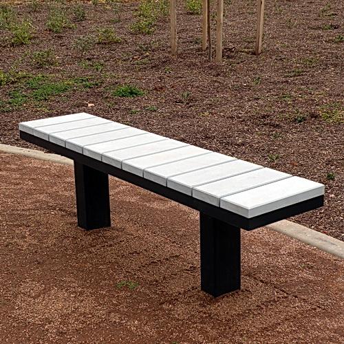 Parkland Bench