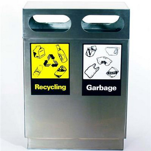 AMPS-R745SS Recycle Bin