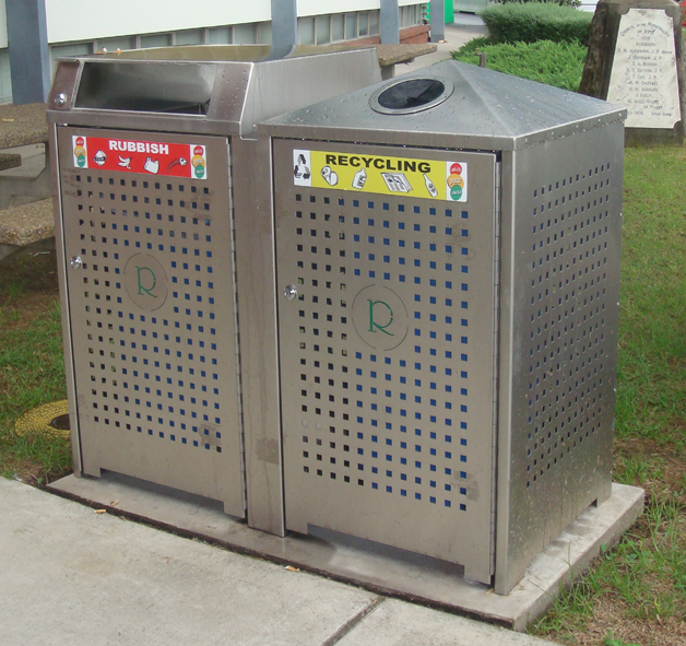 Ryde SS Dual Recycle Station