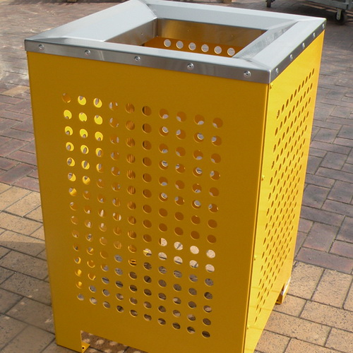AMPS-Standard Wheeled Bin Enclosure
