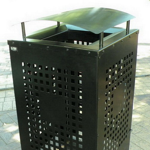 AMPS-Standard CR Wheeled Bin Enclosure