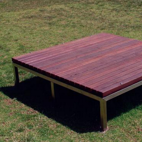 AMPS-Shoreline Deck Bench