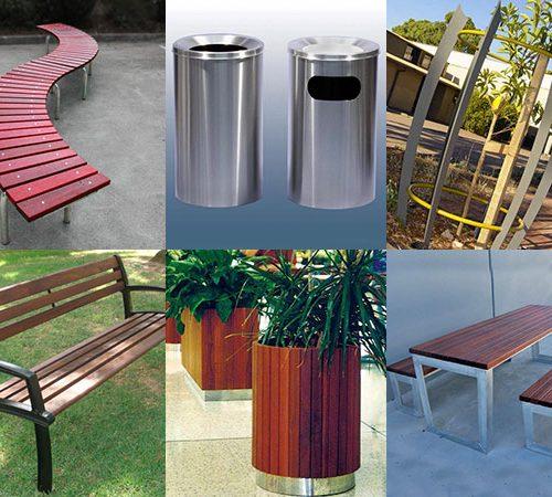 Urban & Public Space Furniture