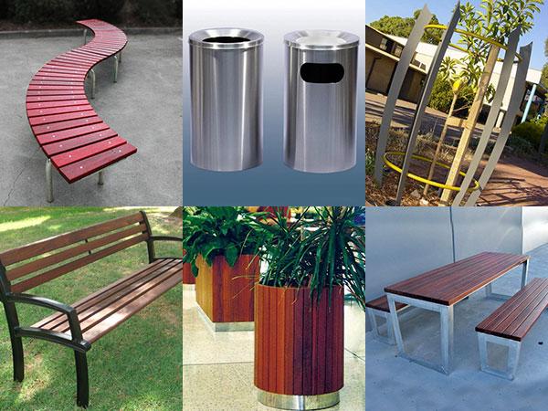 Urban and Public Space Furniture